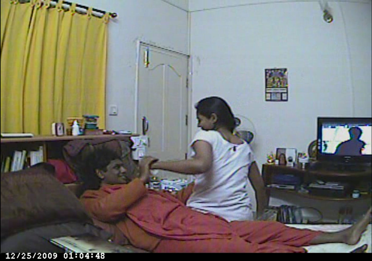 Nithyananda & Ranjita sex sleaze video; Is that a gleam in your eye? Sex Swami Nithyananda has something to smile about. Being a tantric guru has its benefits.