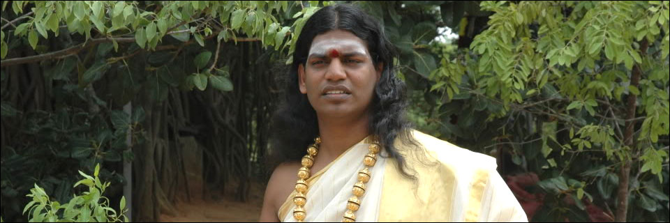 Nithyananda is not who he seems to be. Behind the scenes, Nithyananda's smile is quite different.