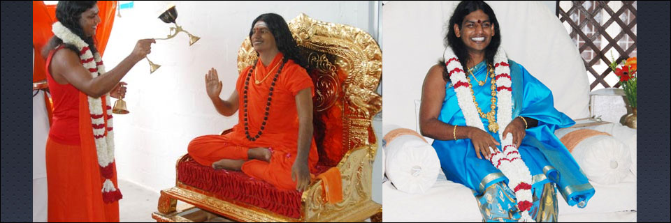 Sex Swami Nithyananda: Self-Idolizing and Cross-dressing